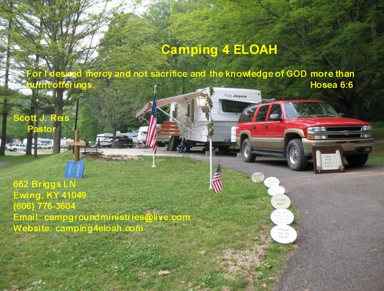 Camping4Eloah Business Card Pict